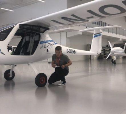 El-fly nr. 2 og 3 ankommet Bardu